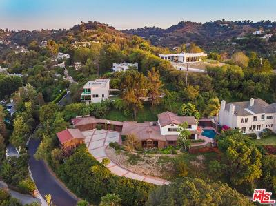 Studio City Single Family Home Active Under Contract: 12996 Galewood Street