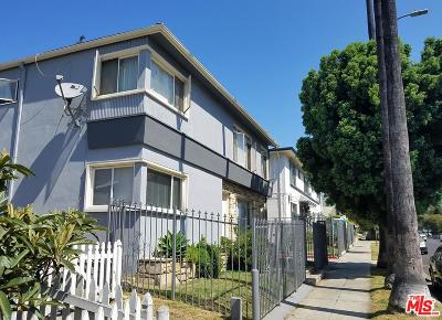 Los Angeles County Residential Income For Sale: 743 South Harvard #8