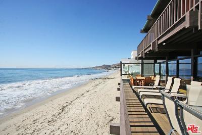 Single Family Home For Sale: 24548 Malibu Road