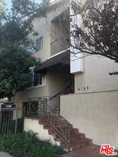 Studio City Condo/Townhouse For Sale: 4189 Vineland Avenue #109