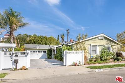 Woodland Hills Single Family Home For Sale: 21419 Mulholland Drive