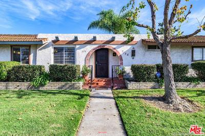 Anaheim Single Family Home For Sale: 2156 South Euclid Street
