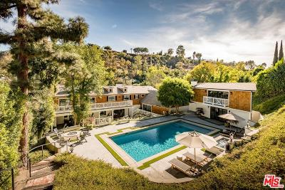 Encino Single Family Home For Sale: 4267 Valley Meadow Road