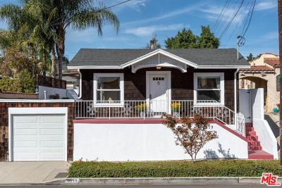 Los Angeles Single Family Home For Sale: 3019 Glenmanor Place