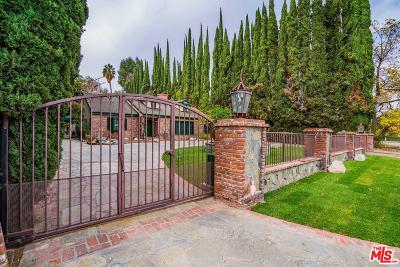 Woodland Hills Single Family Home For Sale: 5955 Oakdale Avenue