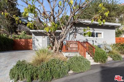Los Angeles Single Family Home For Sale: 3741 Ackerman Drive