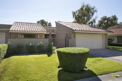 Rancho Mirage Condo/Townhouse For Sale: 13 Tennis Club Drive