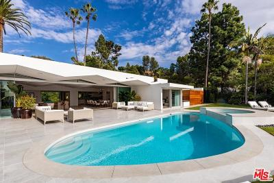 Beverly Hills Single Family Home For Sale: 1107 North Hillcrest Road