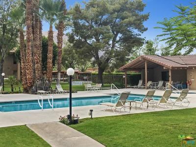 Palm Springs Condo/Townhouse For Sale: 1050 East Ramon Road #1