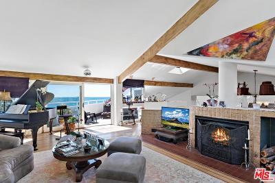 Malibu Single Family Home For Sale: 21625 Pacific Coast Highway