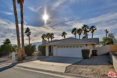 Desert Hot Springs Single Family Home For Sale: 13135 Beech Avenue