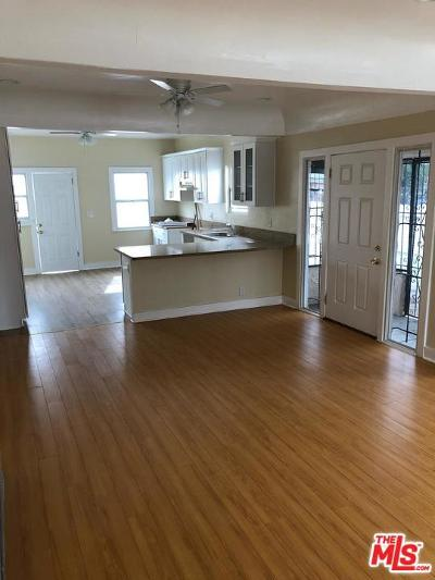 Los Angeles Single Family Home For Sale: 1558 West 65th Place