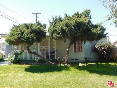 Long Beach Single Family Home For Sale: 3501 Fashion Avenue