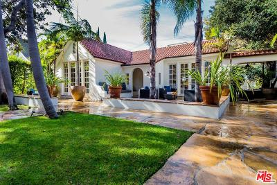 Los Angeles County Single Family Home For Sale: 847 North Orlando Avenue