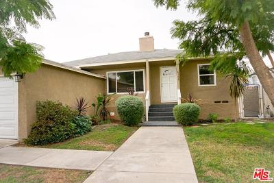 Tarzana Single Family Home For Sale: 6123 Lindley Avenue