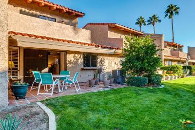 Palm Springs Condo/Townhouse For Sale: 213 South Louella Road