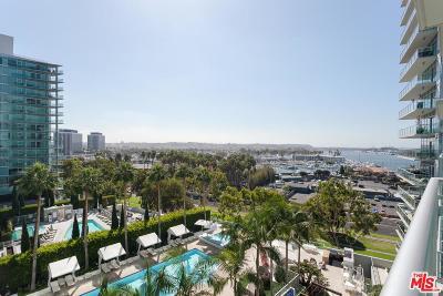 Marina Del Rey Rental For Rent: 13700 Marina Pointe Drive #930