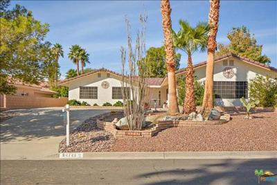 Desert Hot Springs Single Family Home For Sale: 64747 Pinehurst Circle