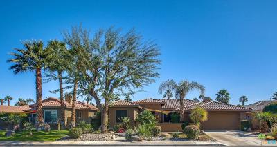 Palm Desert Single Family Home Active Under Contract: 40678 Eastwood Lane