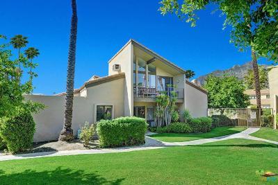 Palm Springs Condo/Townhouse For Sale: 1752 East Camino Parocela