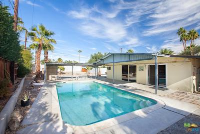 Palm Springs CA Single Family Home For Sale: $525,000
