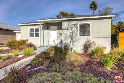 Single Family Home For Sale: 5425 West 76th Street