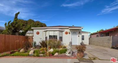 Los Angeles County Single Family Home For Sale: 1017 Jay Street