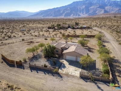 Desert Hot Springs Single Family Home For Sale: 12563 Knoll Drive