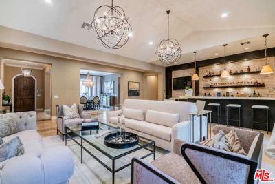 Calabasas Single Family Home For Sale: 3925 Prado De La Mariposa