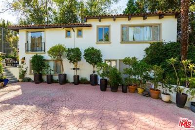 Beverly Hills Rental For Rent: 905 Hartford Way Drive