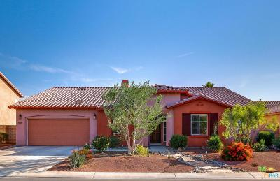 Indio Single Family Home For Sale: 41372 Butler Court