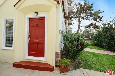 Los Angeles County Residential Income For Sale: 1412 North Curson Avenue