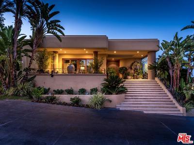 Single Family Home For Sale: 24359 La Masina Court