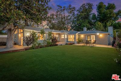 Burbank Single Family Home For Sale: 2409 West Clark Avenue
