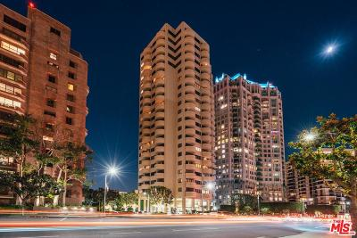 Condo/Townhouse Active Under Contract: 10560 Wilshire #1805