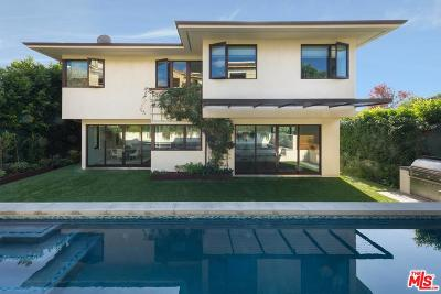 Pacific Palisades Single Family Home For Sale: 16835 Bollinger Drive