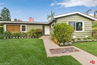 Los Angeles County Single Family Home For Sale: 766 North Bundy Drive