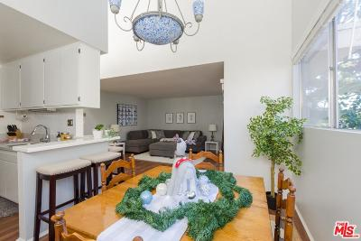 Culver City CA Condo/Townhouse For Sale: $599,000