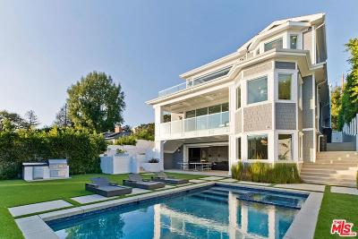 Pacific Palisades Single Family Home For Sale: 14800 McKendree Avenue