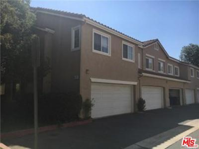 Stevenson Ranch Condo/Townhouse For Sale: 25760 Perlman Place #B