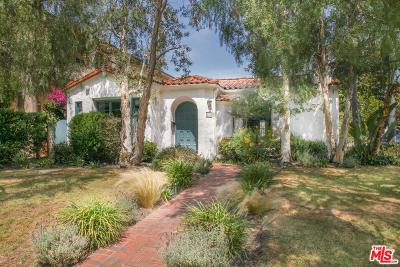 Beverly Hills Rental For Rent: 272 South Swall Drive