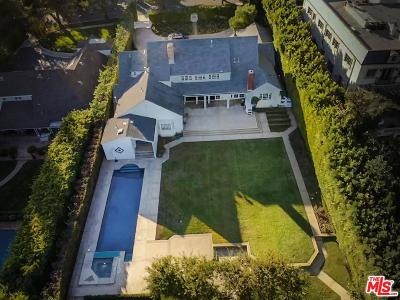 Beverly Hills Rental For Rent: 714 North Sierra Drive