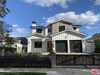 Studio City Single Family Home Sold: 4150 Laurelgrove Avenue