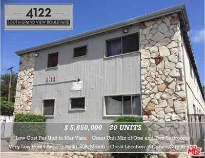 Residential Income For Sale: 4122 Grand View