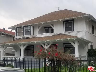 Los Angeles CA Single Family Home For Sale: $1,490,000
