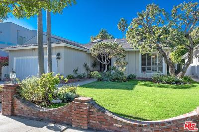 Los Angeles Single Family Home For Sale: 2711 South Beverly Drive