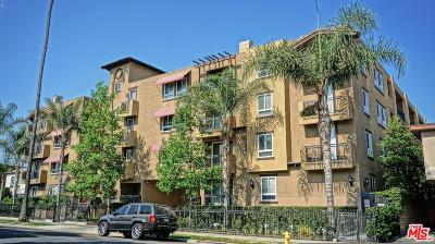Los Angeles Condo/Townhouse For Sale: 1401 South St Andrews Place #308