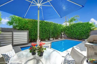 Palm Springs Condo/Townhouse For Sale: 1538 East Baristo Road