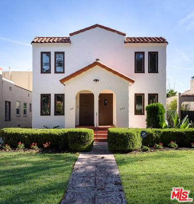 Los Angeles County Residential Income For Sale: 530 North Harper Avenue