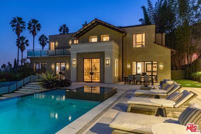 Single Family Home For Sale: 7801 Hillside Avenue